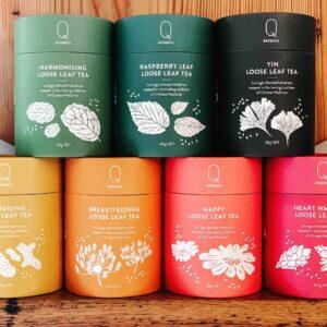 Q Essence Herbal Teas